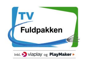 TV fuldpakken